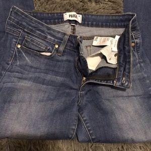 Paige jeans crop